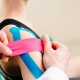 Aplicación de Kinesiotape en Corporis Fisioterapia, Marbella