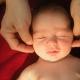 osteopatia masaje para el bebé