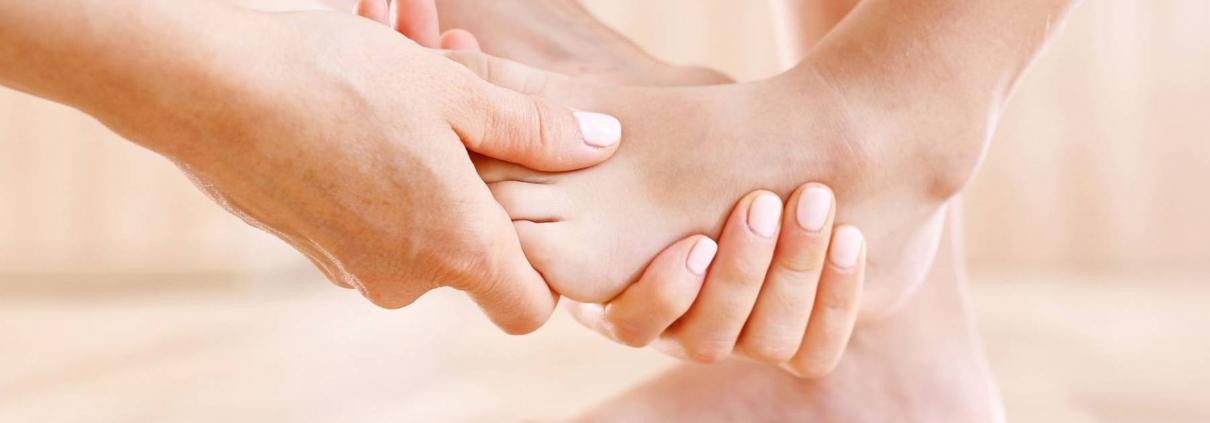 Dolor y Lesiones en el pie