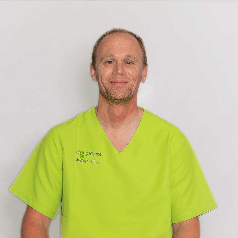 Osteopata - Corporis Fisioterapia