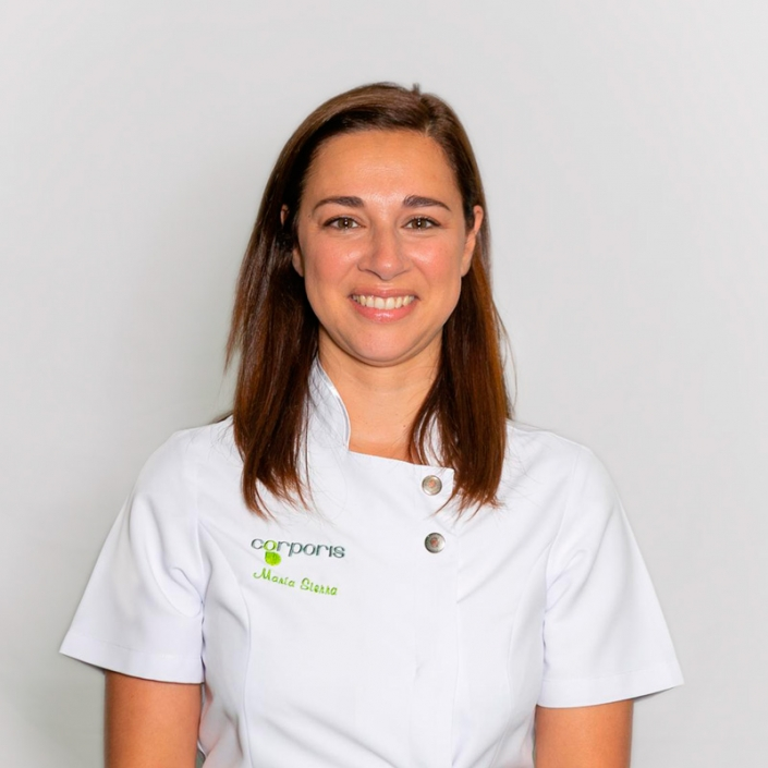 Maria - Fisioterapeuta / Directora - Corporis