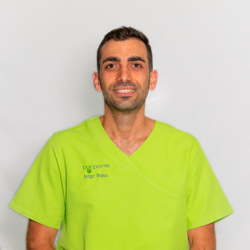 Jorge - Fisioterapeuta - Corporis
