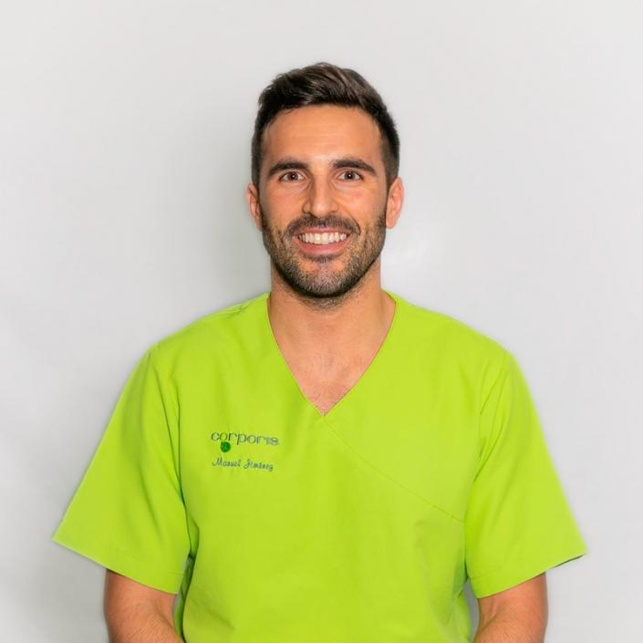 Manuel - Fisioterapeuta - Corporis